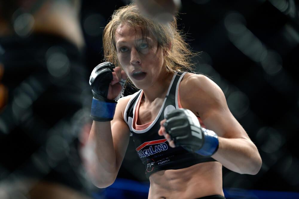 Women's MMA. Joanna Jedrzejczyk