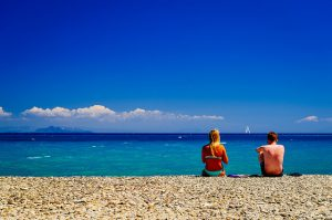 Beach holiday Marks and Spencers holiday insurance