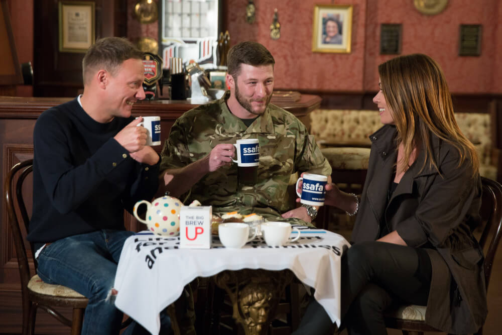 SSAFA's Big Brew Up 2015, The PHA Group