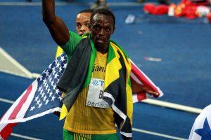 Usain Bolt PHA Media