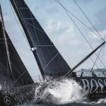 Alex Thomson HUGO BOSS boat
