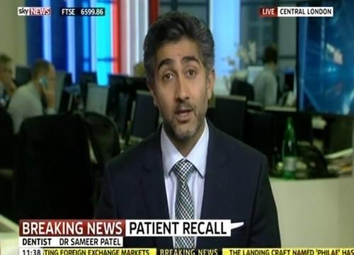 Dr Sameer Sky News 2
