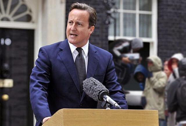 David Cameron Brexit Speech Referendum
