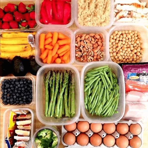 Instagram food fitness