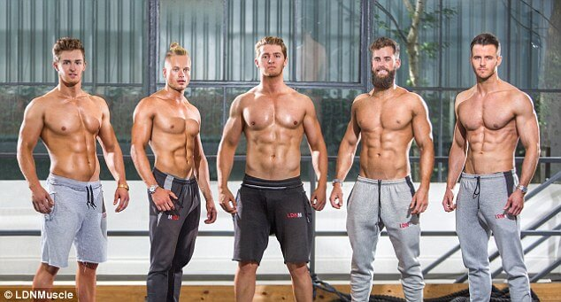 LDN Muscle - fitness