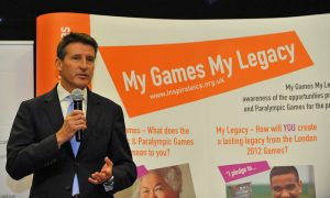 Lord Coe Rebuilding a Brand