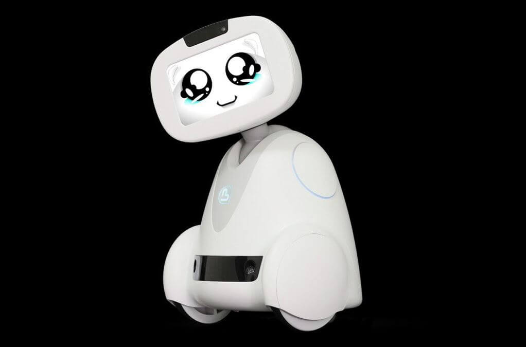 Blue Frog's Buddy Robot