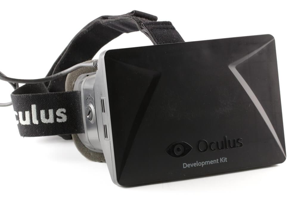 Image: Oculus Rift