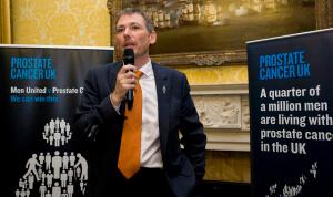 Prostate Cancer UK, PHA media charity guide