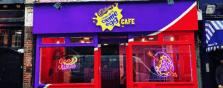 Cadbury Creme Egg Cafe. Image courtesy of Certified Nosh