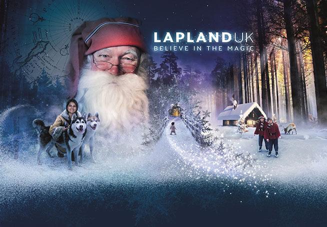 LaplandUK Believe in Magic campaign, PHA Media