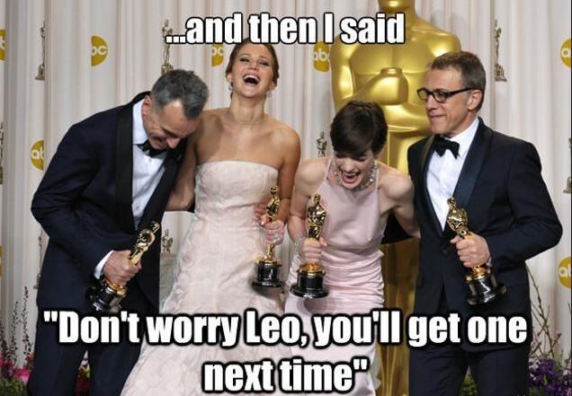 Leonardo Oscar Fail Meme, Image courtesy of Brian Corder on Flickr
