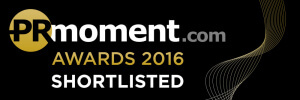 Pr moment 2016 Awards Shortlisted The PHA Group