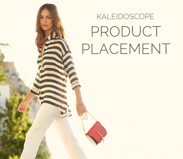 Kaleidoscope, Product Placement PR, Fashion and Beauty PR
