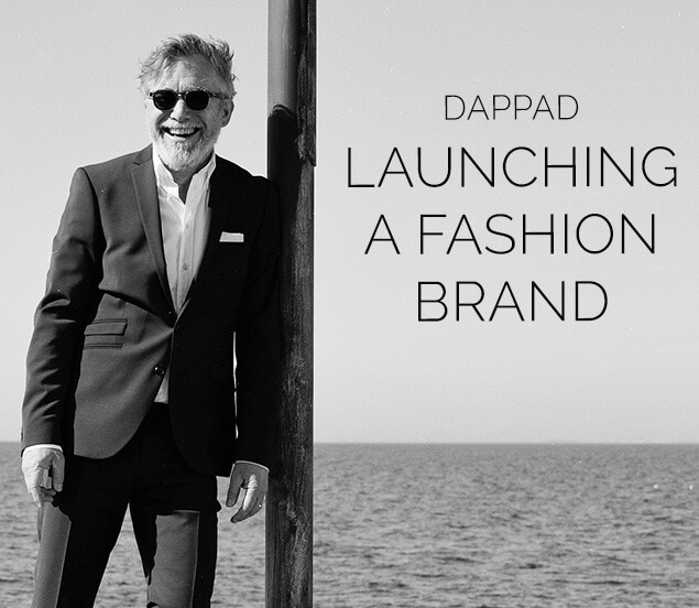 Dappad, Launching a fashion brand, Fashion and Beauty PR