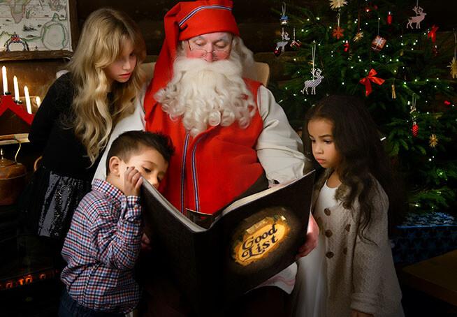 LapLand Uk Santa Claus, PHA Media