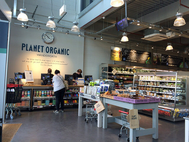 Planet Organic Wandsworth