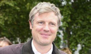 Conservative Mayoral Candidate Zac Goldsmith