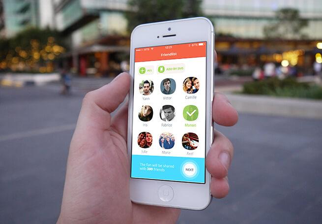 Flashgap Photo App Tech PR Case Study