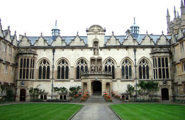 Oriel College Oxford education PR
