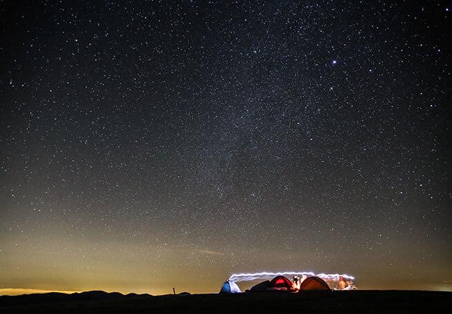 Camping Sharing Economy PHA Media