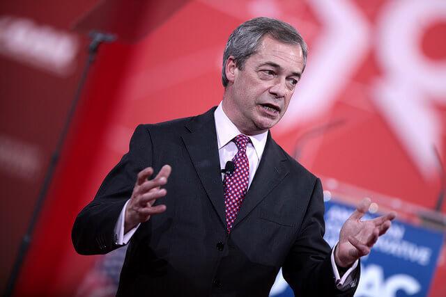 Nigel Farage UKIP Speech