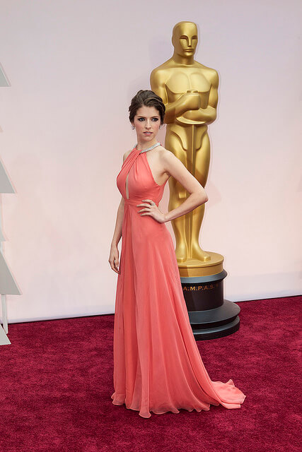 Anna Kendrick Red Carpet