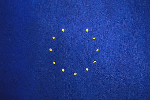 EU Flag, Brexit