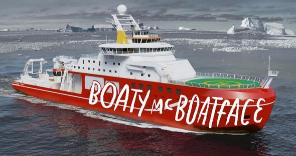 Boaty McBoatface Campaign - Political PR PHA Media