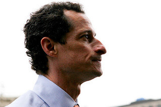 Anthony Weiner, Campaign Disaster
