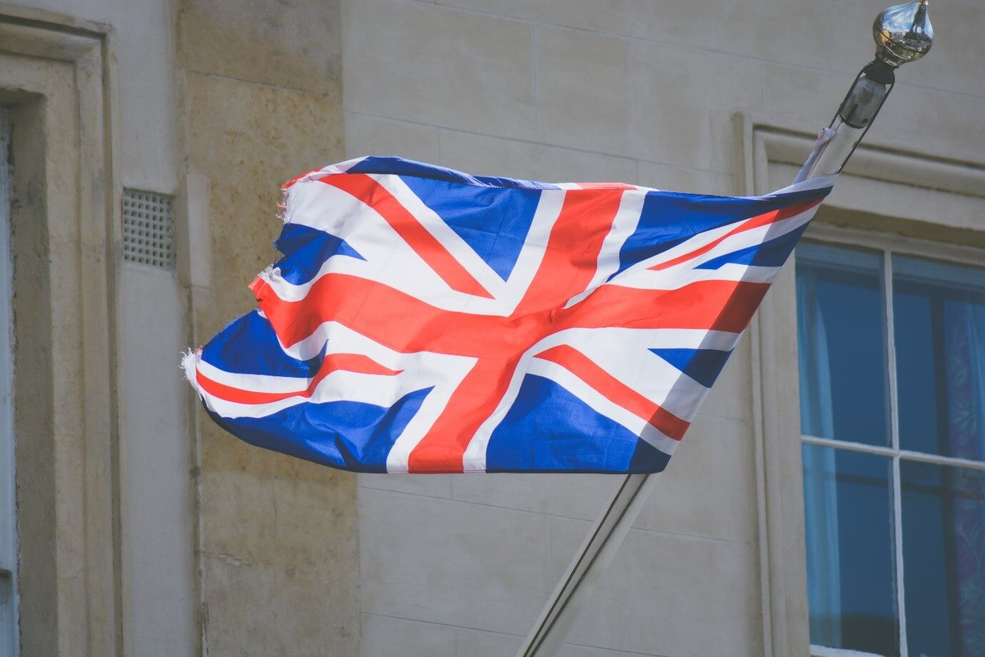 British Flag - Political Financial PR PHA Media