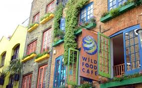 wild food cafe, reclaim your lunch break, health, fitness