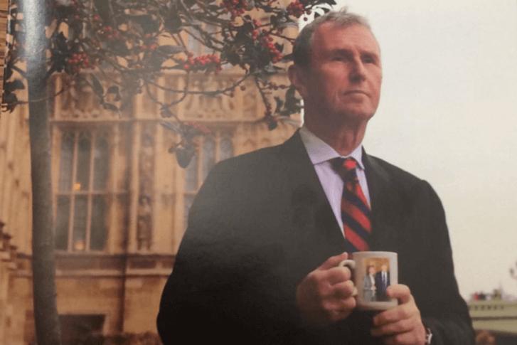 Nigel Evans MP Christmas card