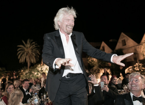 Richard Branson Personal PR PHA Media
