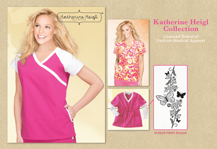 Katherine Heigl Scrubs Collection Medical