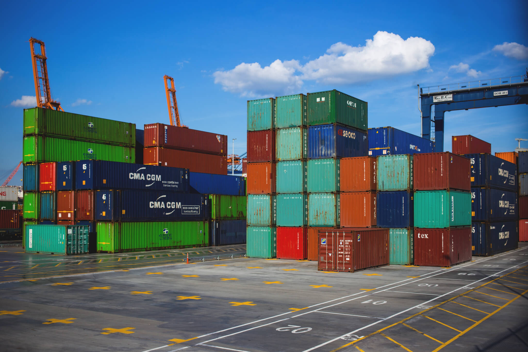Shipping Containers - Trade European Union