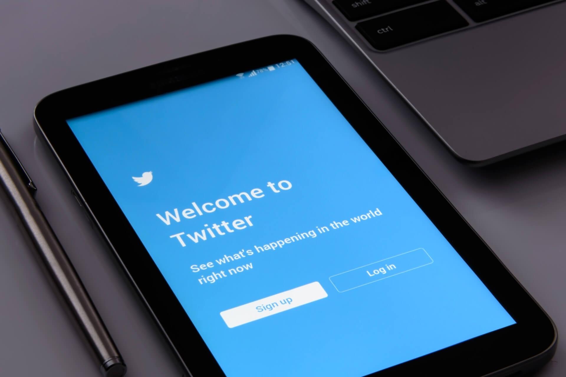 Twitter Social Media Personal PR PHA Media