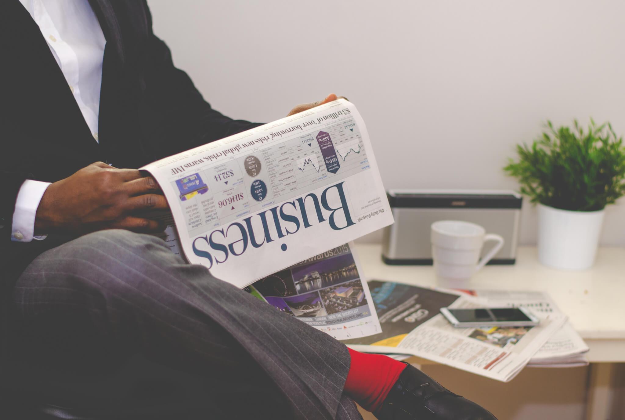Business News - Politics Finance Newspaper