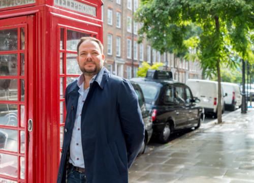 Rune Sovndahl CEO Fantastic Services