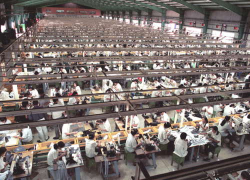 Sweatshop Working Conditions Inhuman Human Rights