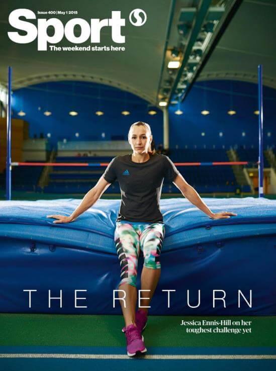 Sport Jess Ennis Hill - Katie Matthews pick