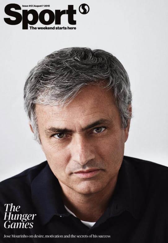 Sport Jose Mourinho - Dan Apostolos pick