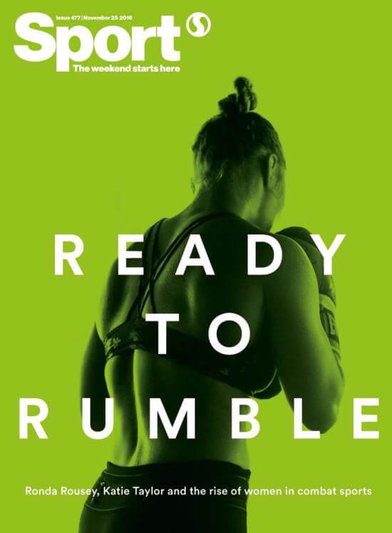 Sport Ronda Rousey - Sarah Taylor pick