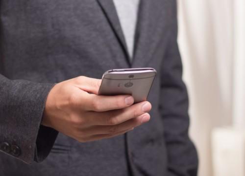 Phone Contact Social Media CEO