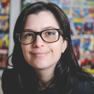My Discombobulated Brain Founder, Laura Dernie. Owen Mathias Photography