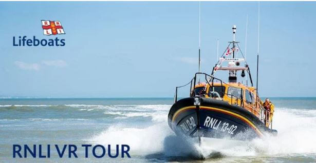 Royal National Lifeboats Charity Technology PHA Media
