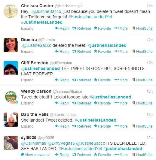 sacco tweets