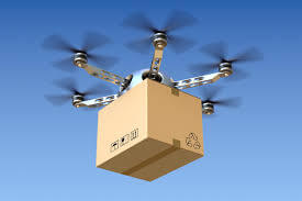 drone delivery package