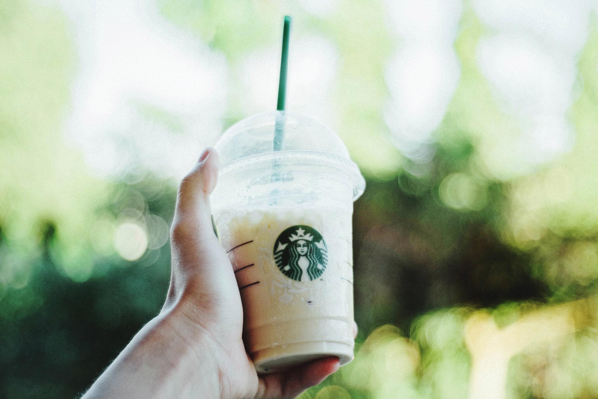 Starbucks Snap Map Snapchat