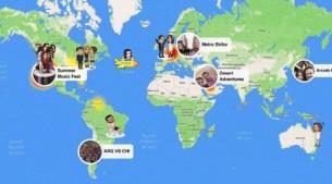 Snapchat Map Snap Map